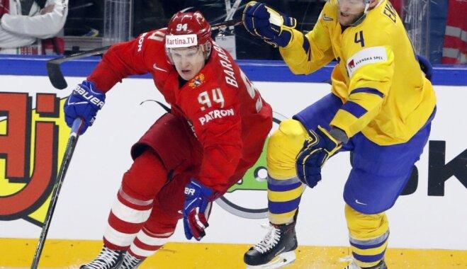 Сборная России впервые за 14 лет уступила шведам на ЧМ и попала на канадцев