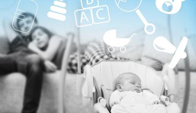 Siguldā pērn rekordliels dzemdību skaits; visvairāk mazuļu dzimuši Pēterdienā