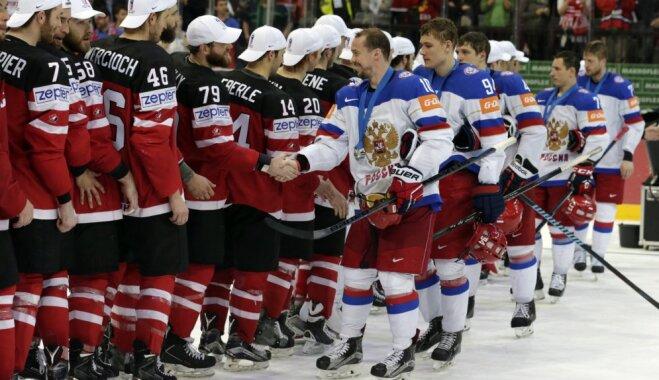 ВИДЕО: ИИХФ накажет Россию за неуважение к Канаде после финала ЧМ