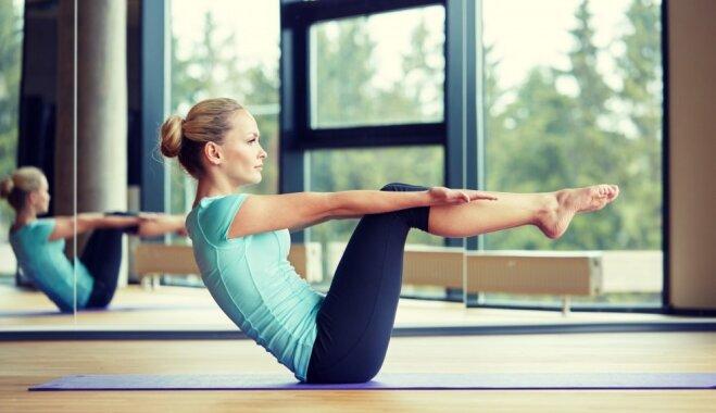 5 упражнений из пилатеса для похудения за 10 минут в день рекомендации