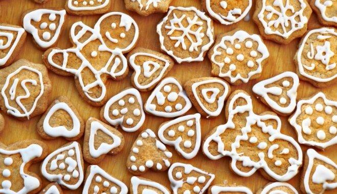 Četras piparkūku mīklas receptes īstai Ziemassvētku noskaņai