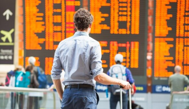 'Brussels Airlines' pilotu streika dēļ var kavēties un tikt atcelti reisi, brīdina eksperts