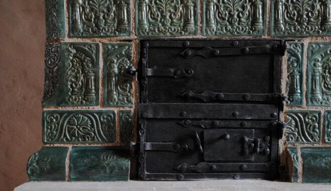 Vēsturisko vērtību saglabāšana - Bauskas pils atjaunotās krāsnis un to dzīvesstāsti
