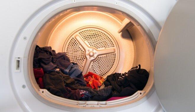 Slogs veļas kalnu kopšanai – kā izvēlēties veļas žāvētāju