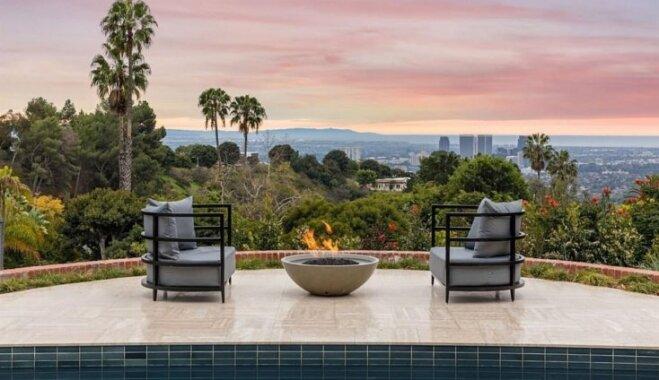 ФОТО. На вершине мира. Эллен Дедженерис приобрела новый дом с шикарным видом за 15 млн. долларов
