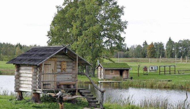 Ветряная мельница, висячая палатка, дом на курьих ножках: самые необычные гостиницы Эстонии