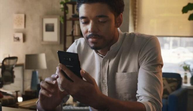 ВИДЕО. Samsung в очередной раз высмеяла iPhone в новом рекламном ролике