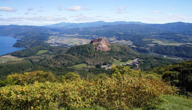 Сёва-синзан: Гора, появление которой Япония скрыла от остального мира