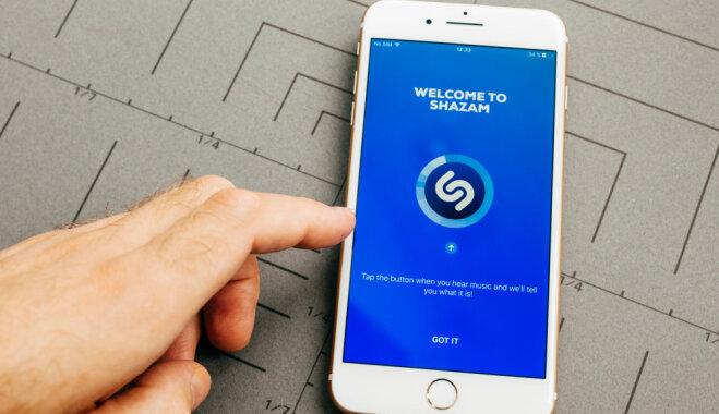 Еврокомиссия одобрила сделку по покупке Apple музыкального сервиса Shazam