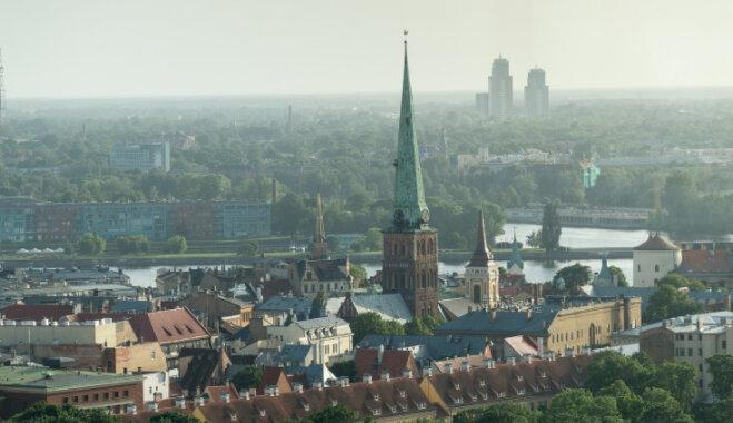 Tūristu skaits Rīgā sasniedz rekordu – 3,5 miljonus gadā