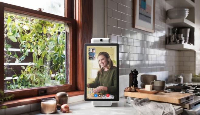 Facebook представила домашние портативные дисплеи для видеозвонков