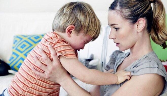 Kā mēs izlutinām savus bērnus, paši to nemaz neapzinoties