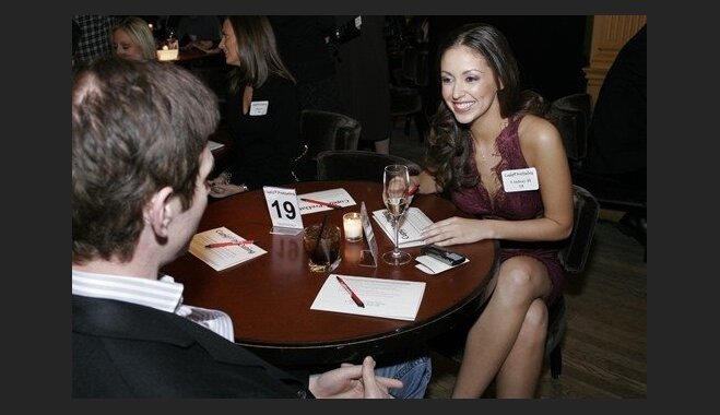 Speed dating riga 2014
