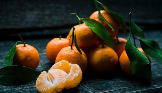 No ietekmes uz veselību līdz izaudzēšanai pašu spēkiem: Ziemassvētku vēstneši mandarīni