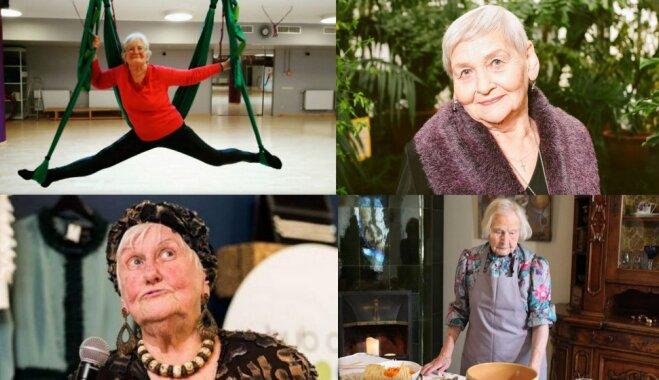 Četri stāsti par kundzēm, kuras žilbina ar enerģiju un dzīvesprieku
