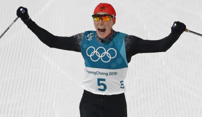 Vācietis Frencels aizstāv olimpiskā čempiona titulu Ziemeļu divcīņā