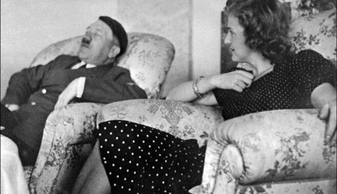 Freilene un briesmonis. Evas Braunas un Hitlera mīlas līkloči