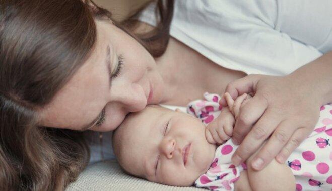 Negaidītas izmaiņas, ko sievietes organisms piedzīvo pēc dzemdībām