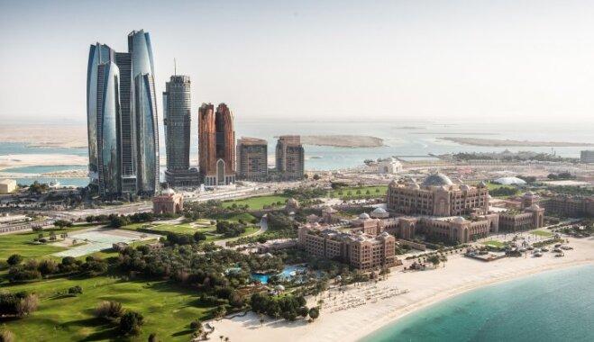 airBaltic возобновляет полеты между Ригой и Абу-Даби