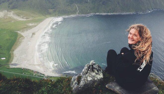 Kad vajadzīgs atvaļinājums no atpūtas: piedzīvojumu meklētājas Aijas Moricas dzīve bez rutīnas