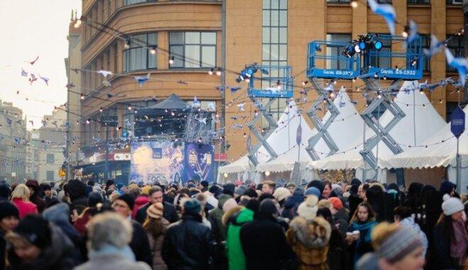 12. janvārī Vecrīgā notiks ielu ēdiena festivāls
