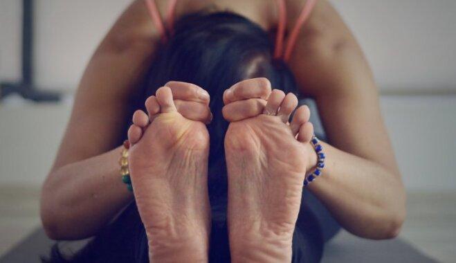 'Daba Yoga' aicina 20. maijā uz jogas maratonu