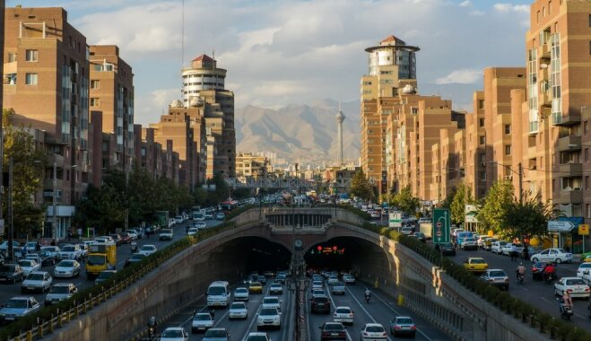 Marihuāna katrā 'bardačokā' un tūristes kā pelēkās peles – igauņu ceļotāja kliedē mītus par Irānu
