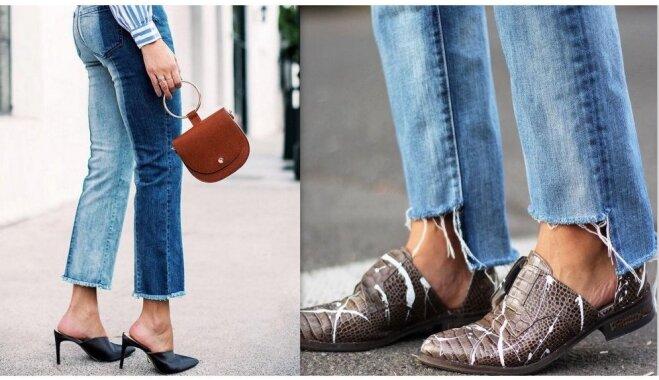 Бахрома, жемчуг и собственный шик: джинсовые тенденции осени
