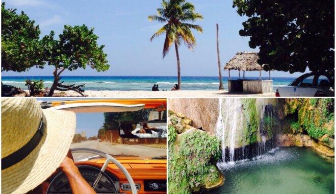 Darbaļaužu svētki, pieķēdētie puķu podi un lūdzēja Berta: ceļotājas aizraujošie piedzīvojumi Kubā