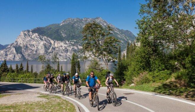 Pieci ceļotāju ieteikti galamērķi riteņbraukšanas baudīšanai