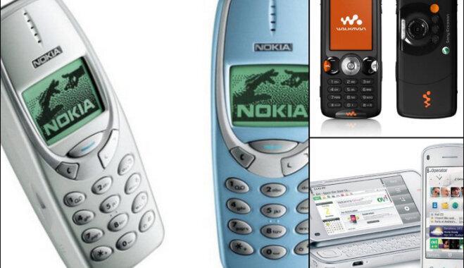 """Ностальгия за копейки. Nokia """"Кирпич"""" 3310 и еще 11 копий легендарных телефонов (продаются!)"""