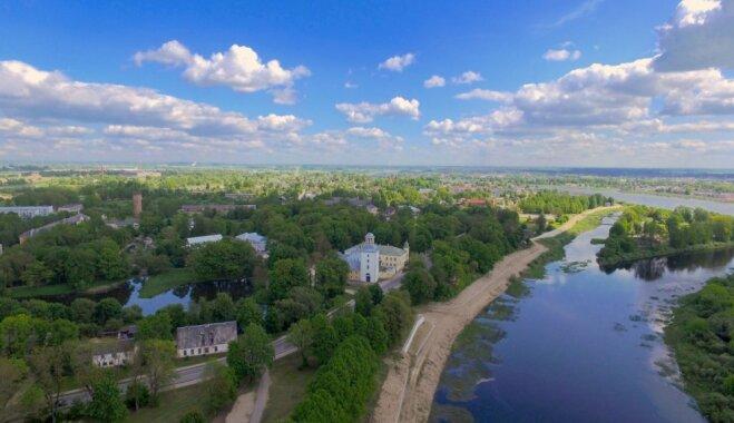 Brīvdienu maršruts: Daugavas auklētā divu krastu pilsēta Jēkabpils