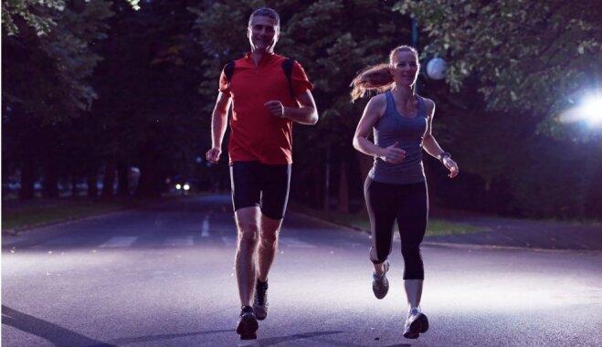 Motivācija, skats no malas un praktiski ieguvumi – iemesli, kādēļ skriet kompānijā