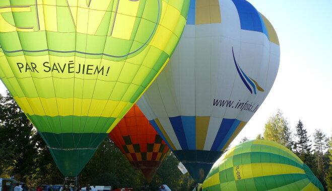 25-27 мая в Сигулде пройдет Фестиваль воздушных шаров