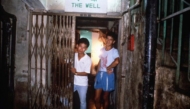 Реквием по мечте: Коулун, город-крепость на 50 тысяч человек (ФОТО)