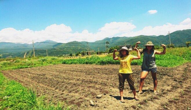 Latviete Taivānā: mēnesis gandrīz bez naudas, bet ar fantastiskiem iespaidiem un atklājumiem