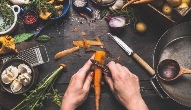 Veselīga sezonas ēdienkarte – kā iekļaut uzturā pēc iespējas vairāk rudens velšu