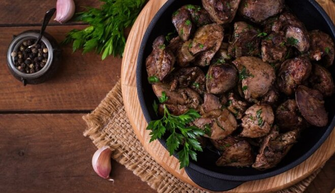 Как не испортить жареную куриную печенку: 5 советов