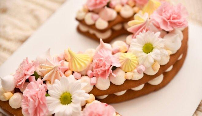 Новинка сезона: как испечь торт в форме цифры или буквы