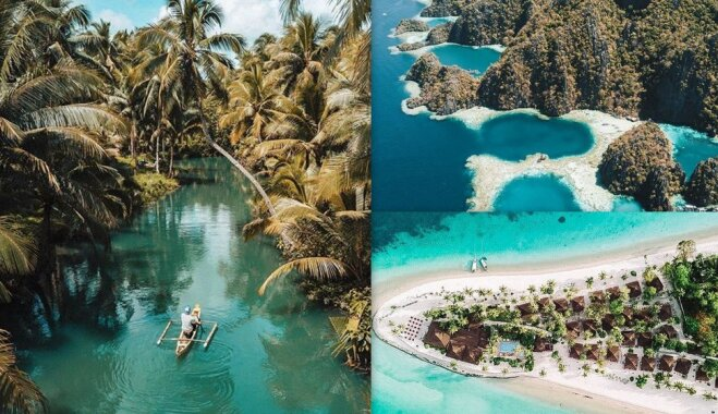 Palmas un zili ūdeņi: Rolands par eksotiskajiem ceļojumiem, kas var arī nogurdināt