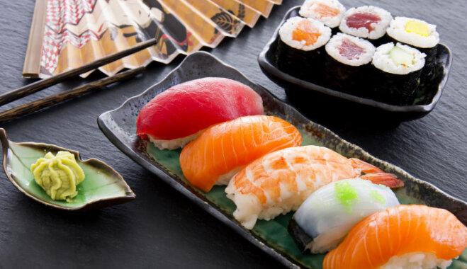 рецепты суши и их особенности