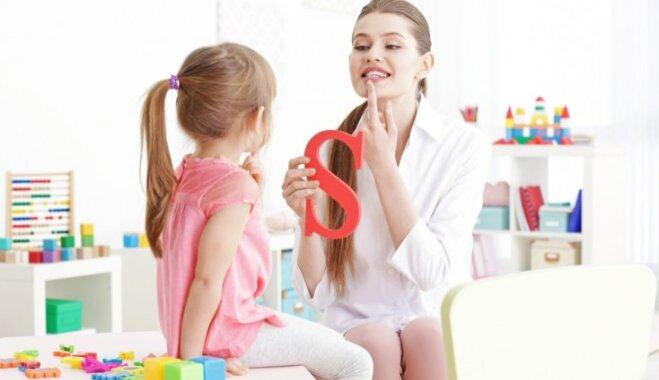 Logopēds kā burvis bērna valodas attīstībā – vingrinājumi, padomi un pieredze