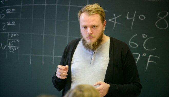 Lasīt gudri, kļūdīties ātri, mācīties matemātiku. 'Iedvesmo mācīties!' otrā diena