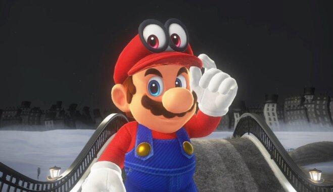 Водопроводчик вернулся! Что нужно знать про игру Super Mario Odyssey — коротко и в картинках