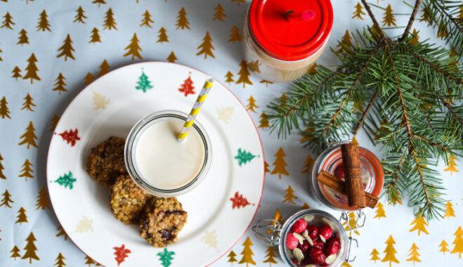 Рецепт для малышей: рождественское печенье