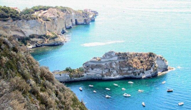 Nolādētā sala Neapoles līcī – Gaiola