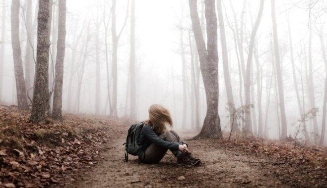 Neapjaust atrašanos uz depresijas sliekšņa: septiņas pazīmes, kas par to liecina