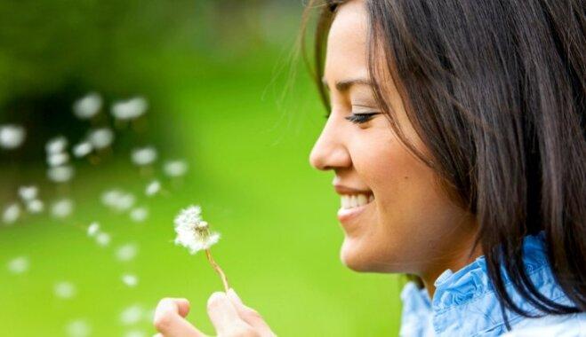 Kāda saistība ziedputekšņu alerģijai ar D vitamīnu?