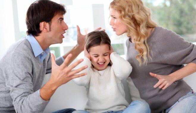 Bez tēva piekrišanas nokristīts bērns, greizsirdība – ķibeles pēc šķiršanās un jaunu attiecību izveidošanas