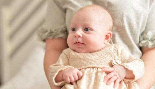 Британка легла спать и неожиданно родила девочку